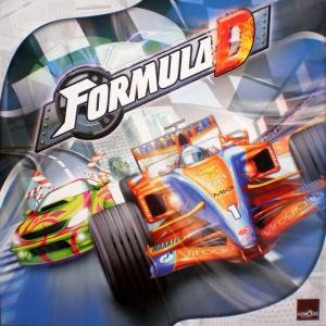 Formula D Box Art