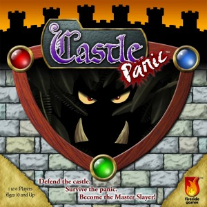 Castle Panic Box Art