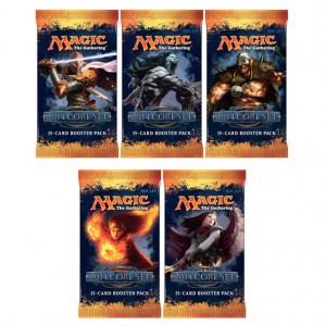 MTG 2014 Core Set 15 Card Booster Pack
