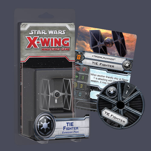 Tie Fighter Expansion